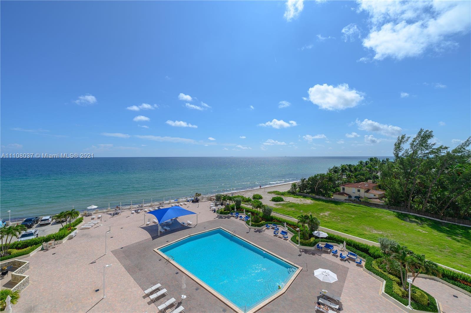 Parker Dorado #612 - 3180 S Ocean Dr #612, Hallandale Beach, FL 33009