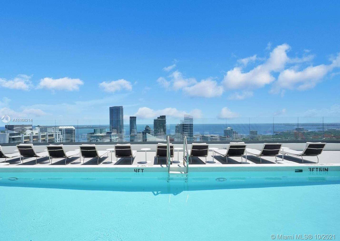 Brickell Heights West Tower #2902 - 55 SW 9th St #2902, Miami, FL 33130