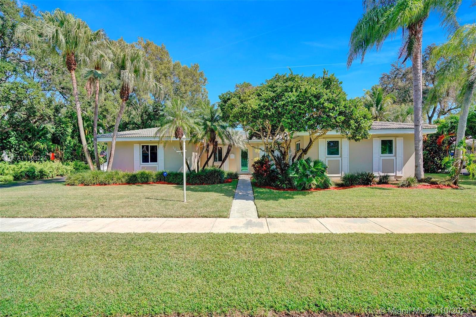Coral Reef Estates - 16021 SW 86th Ave, Palmetto Bay, FL 33157