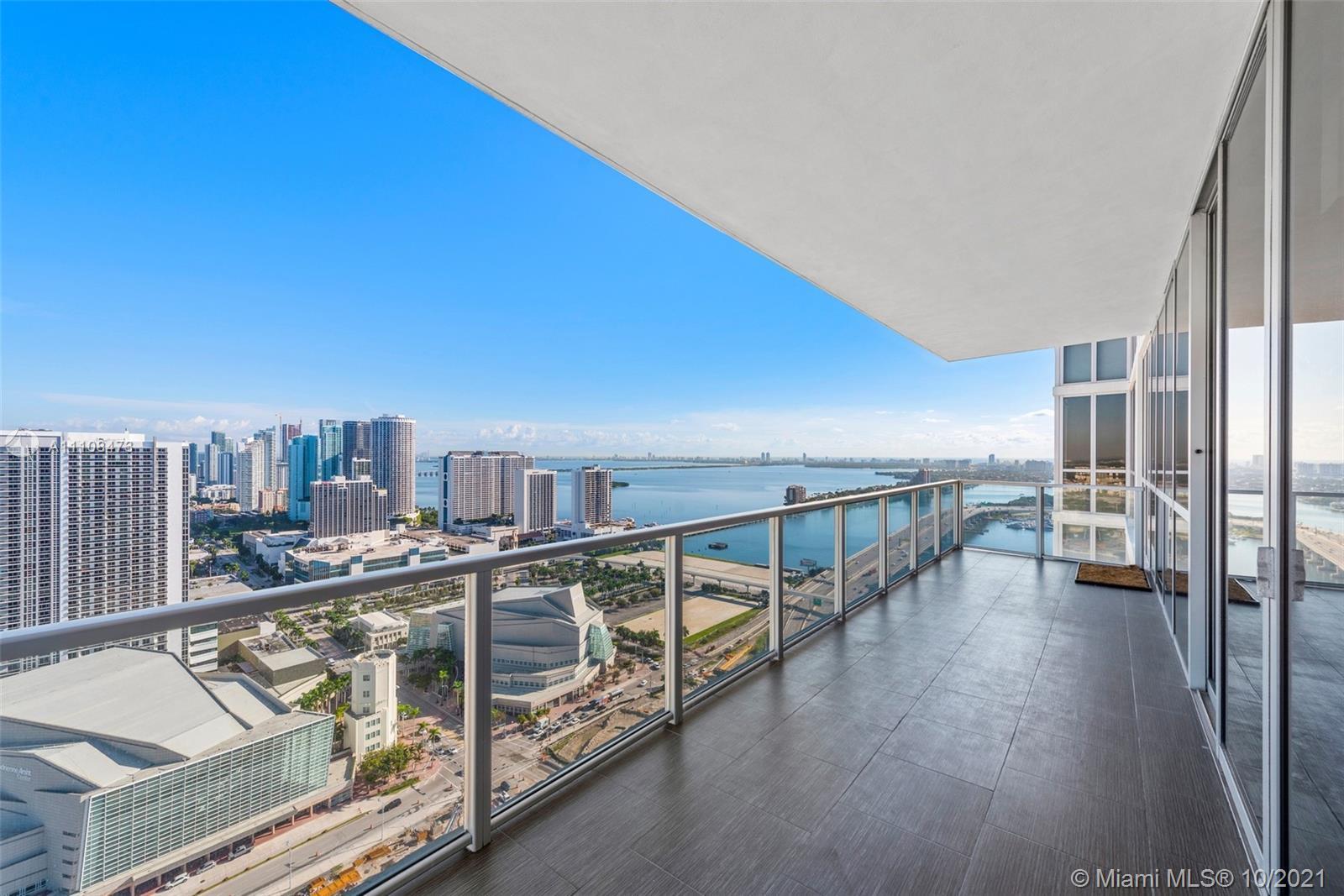 Marquis #3708 - 1100 Biscayne Blvd #3708, Miami, FL 33132