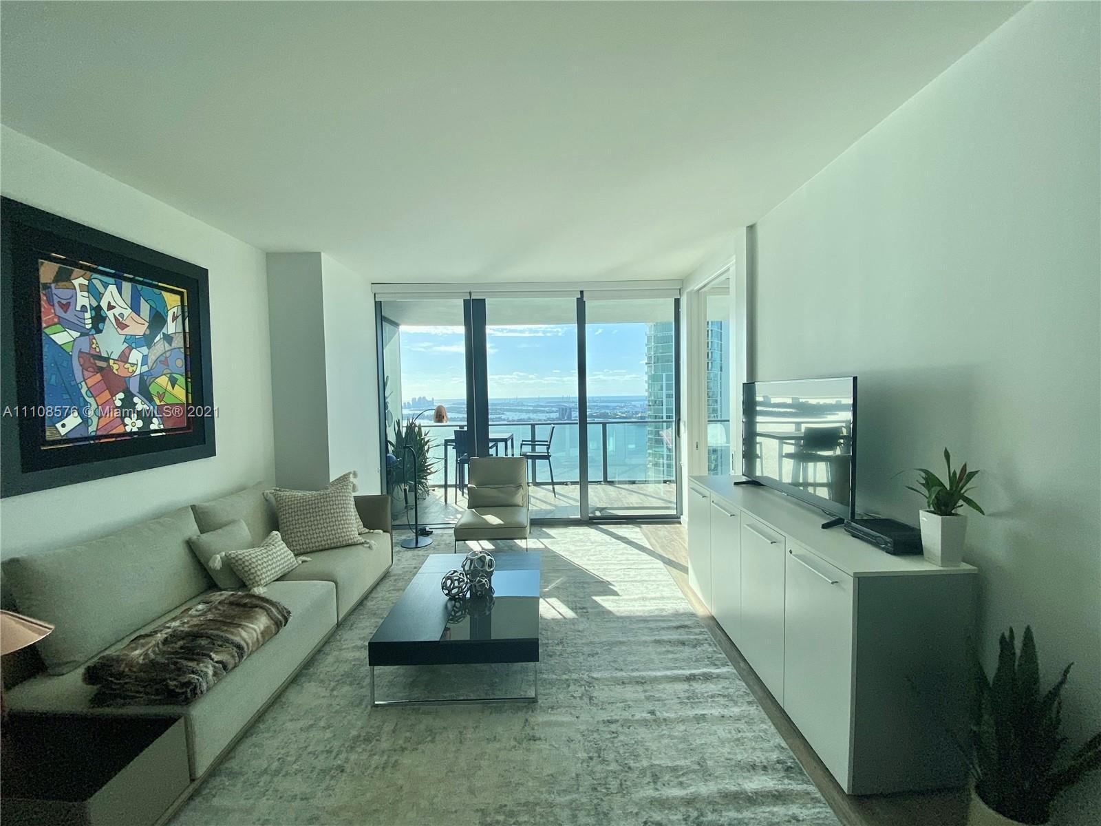 Paraiso Bay #4704 - 650 NE 32nd St #4704, Miami, FL 33137