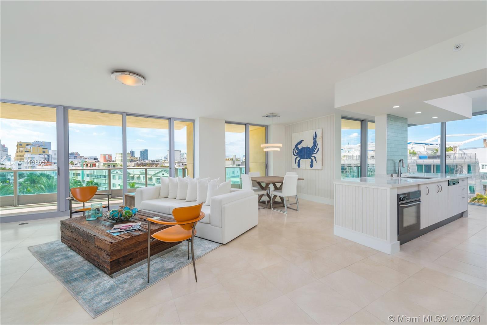 Il Villaggio #602 - 1455 Ocean Dr #602, Miami Beach, FL 33139