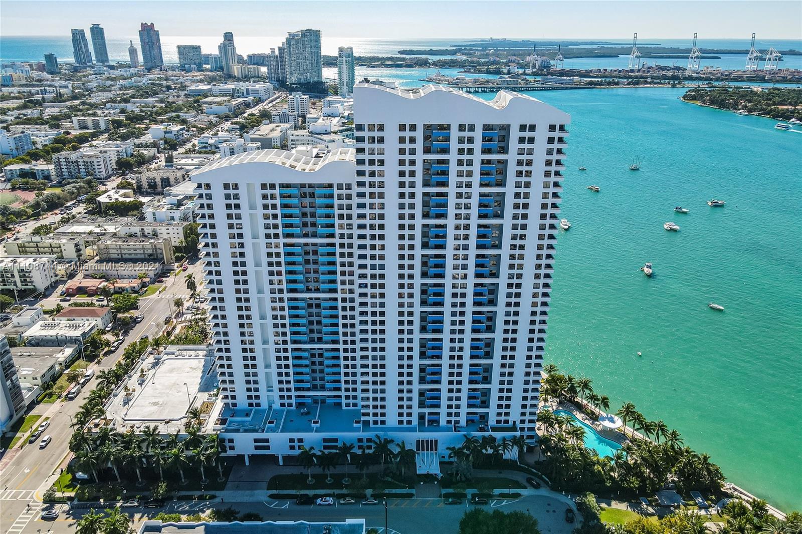 Waverly South Beach #2812 - 1330 West Ave #2812, Miami Beach, FL 33139