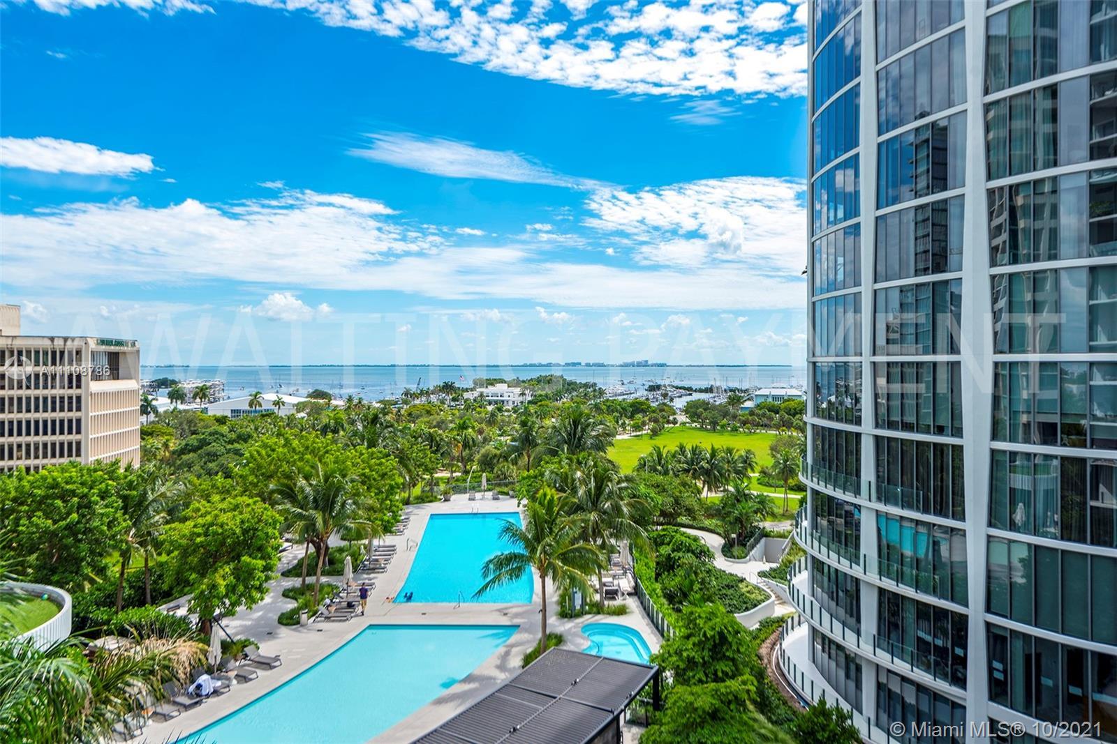 Park Grove Tower Two #8B - 2821 S Bayshore Dr #8B, Miami, FL 33133