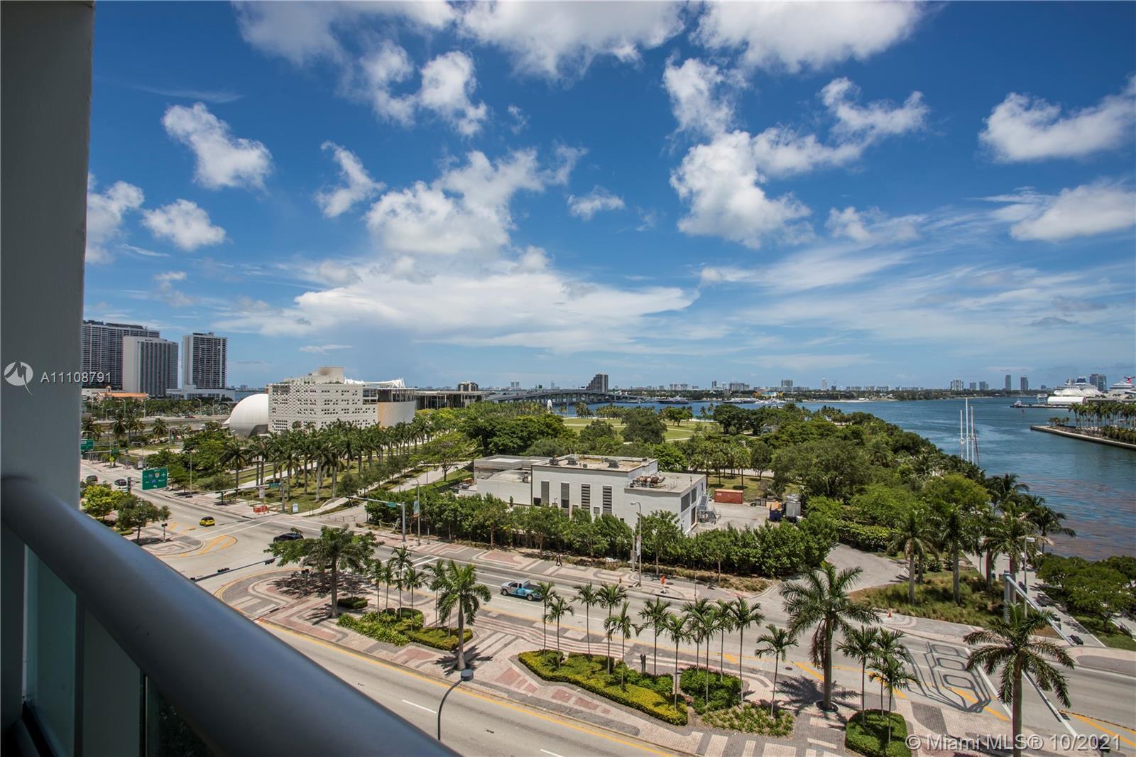 900 Biscayne Bay #905 - 900 Biscayne Blvd #905, Miami, FL 33132