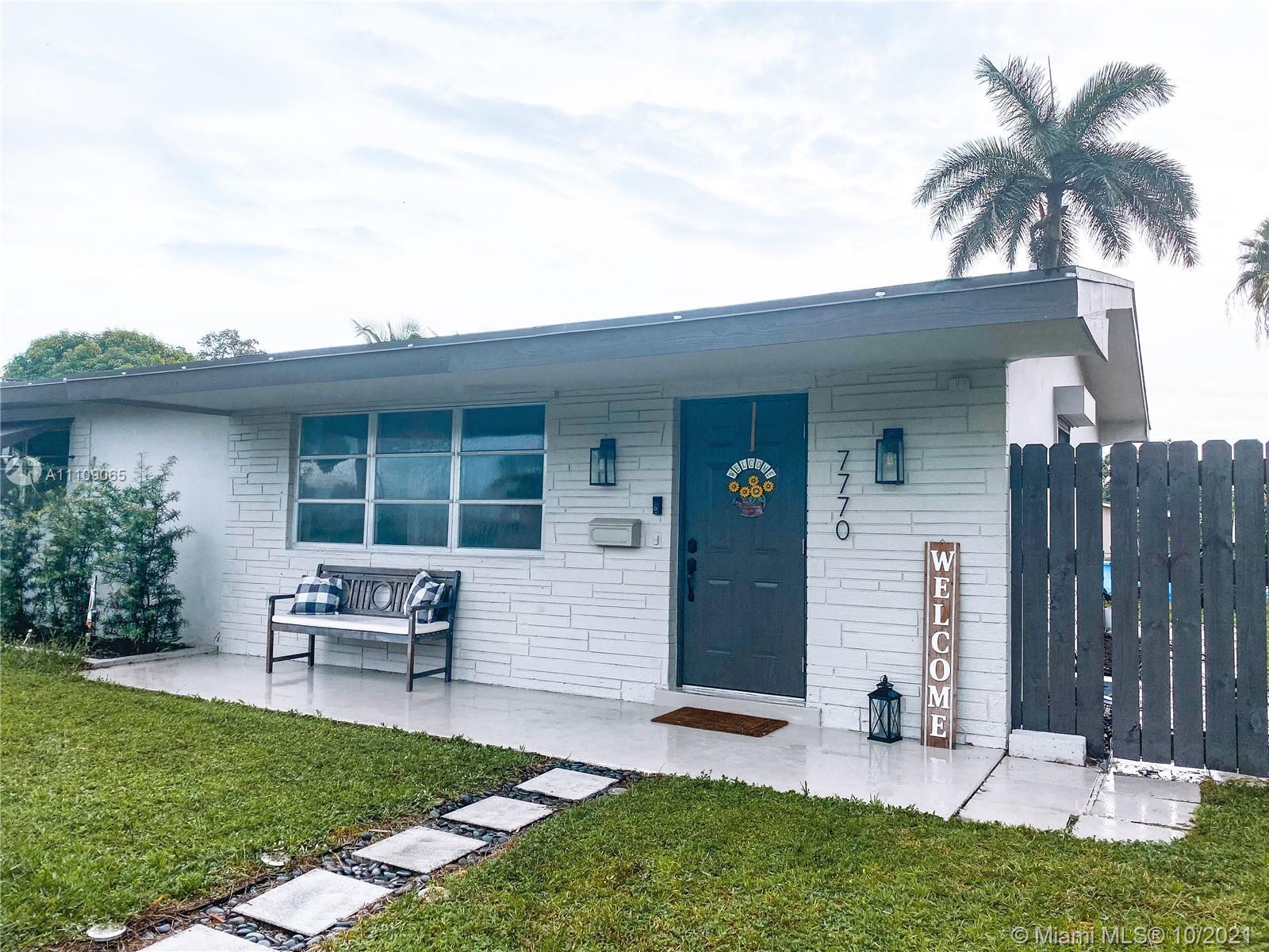 Boulevard Heights - 7770 NW 14th Street, Pembroke Pines, FL 33024