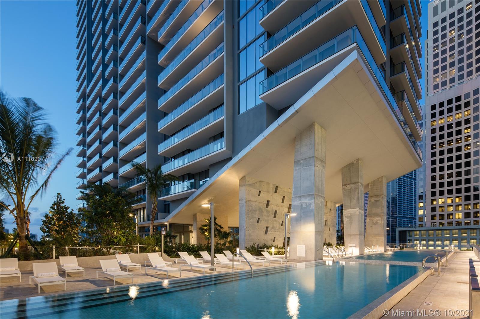 Rise Brickell City Centre #1206 - 88 SW 7th St #1206, Miami, FL 33130