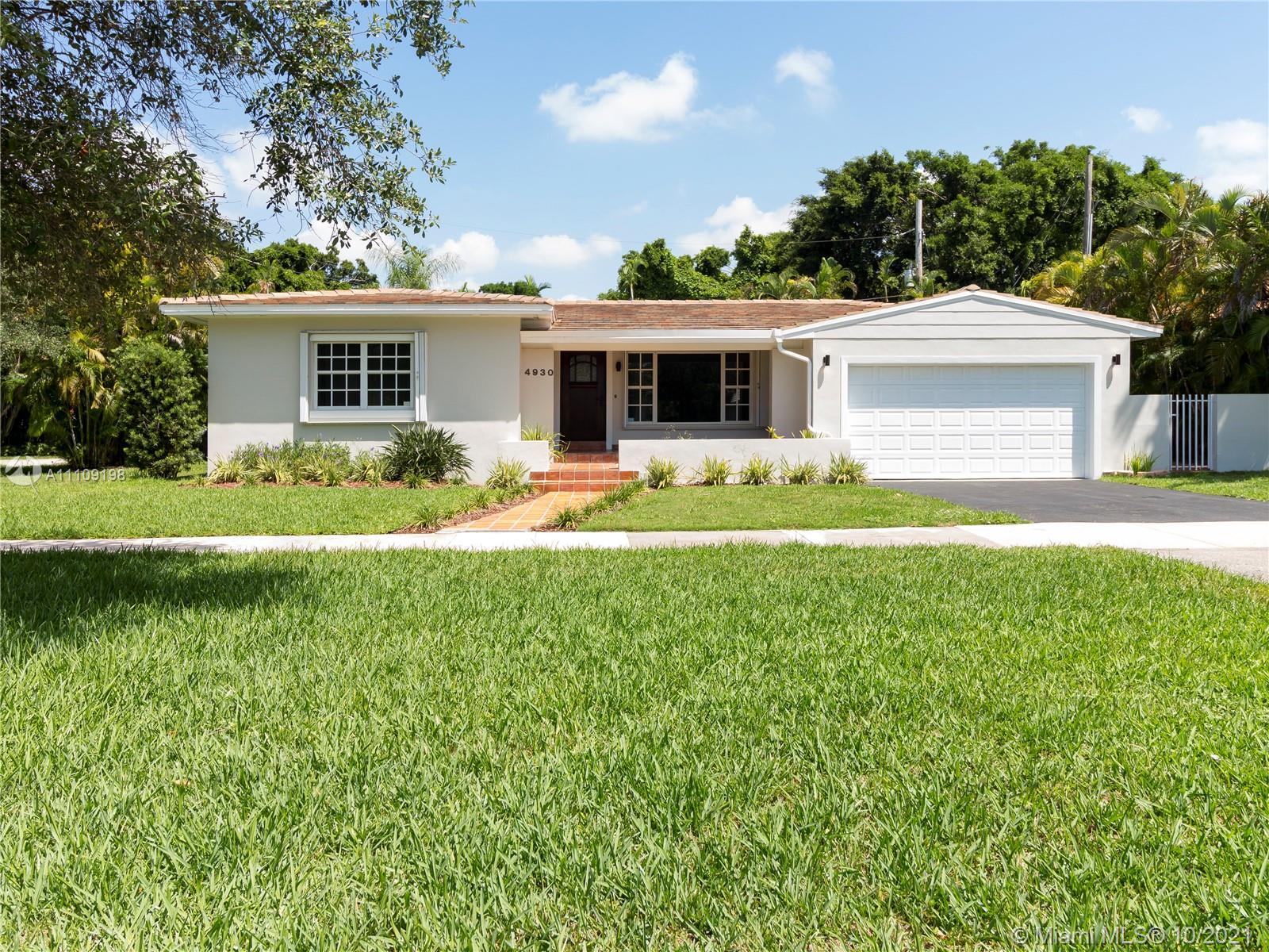 South Miami - 4930 Riviera Dr, Coral Gables, FL 33146