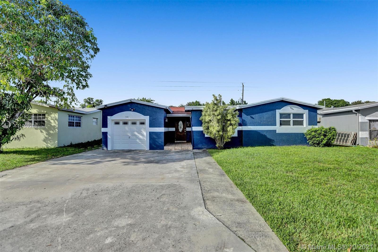 Miramar Park - 7221 Fairway Blvd, Miramar, FL 33023