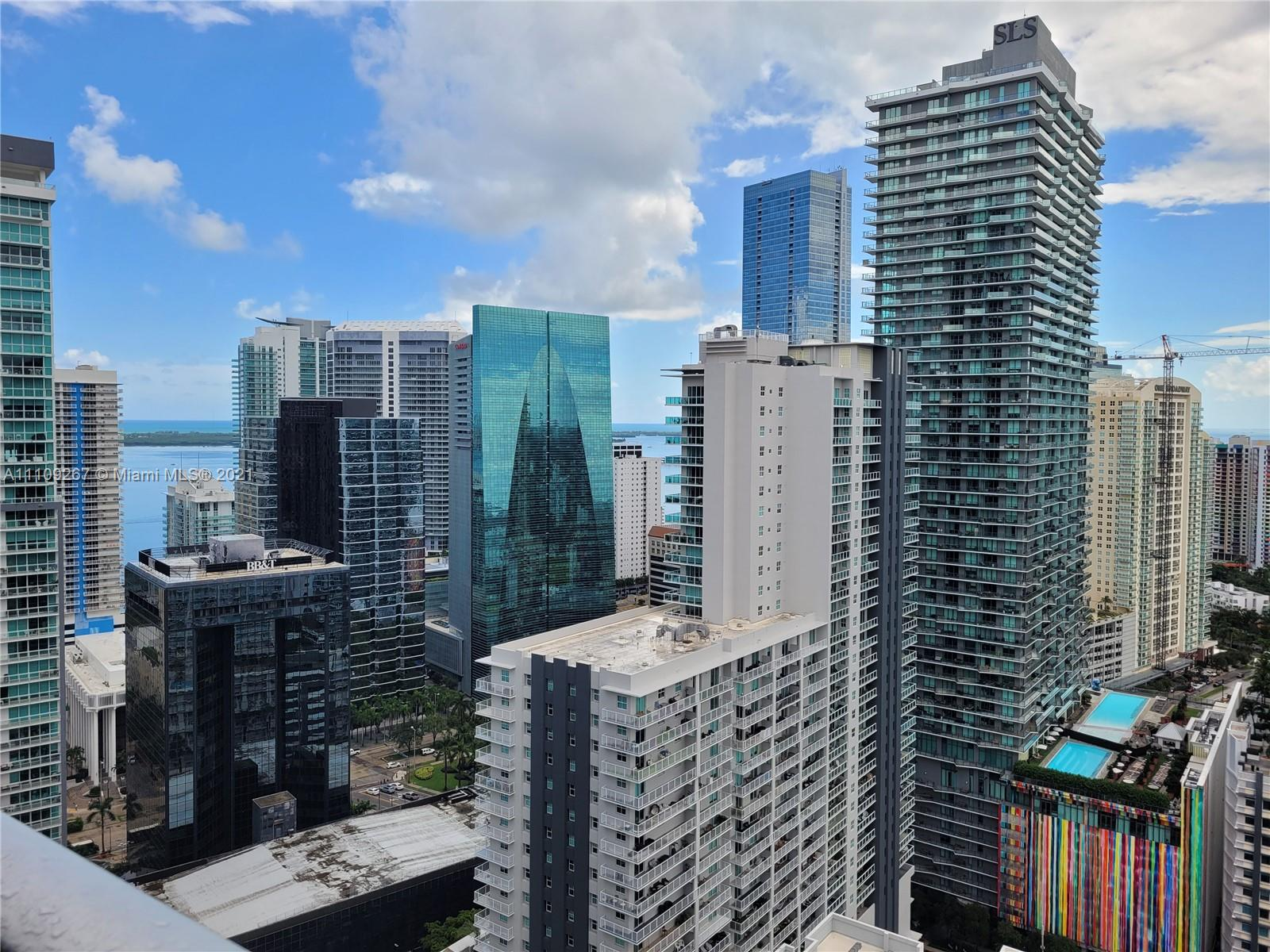 Axis on Brickell North Tower #3717-N - 1111 SW 1st Ave #3717-N, Miami, FL 33130
