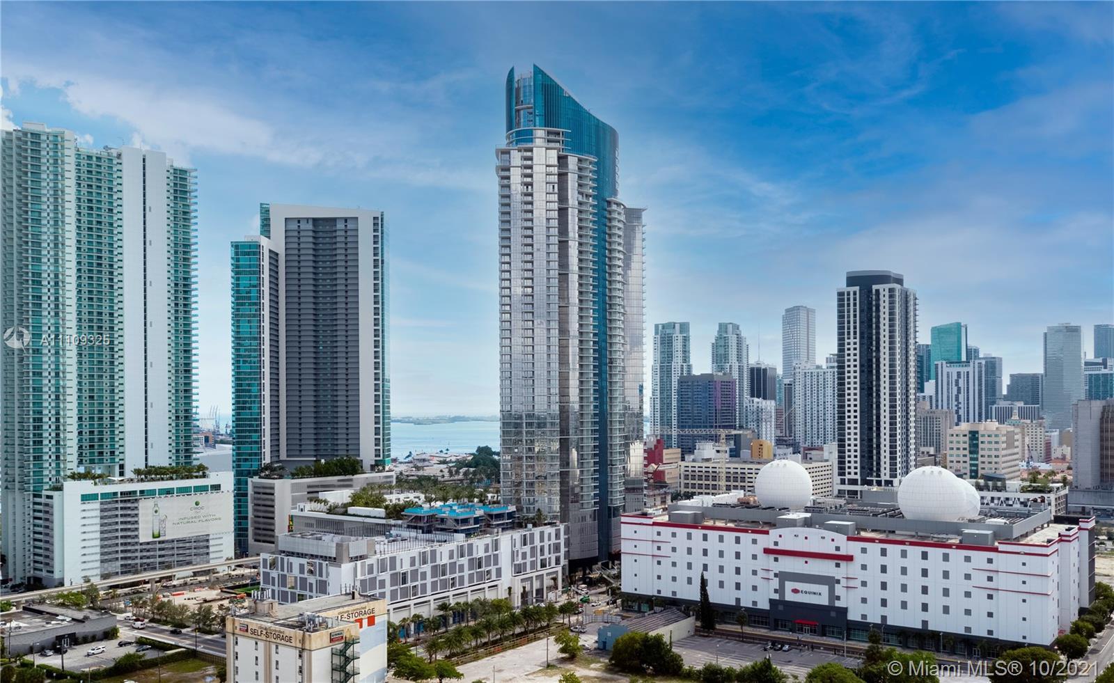 Paramount Miami Worldcenter #3601 - 851 NE 1st Ave #3601, Miami, FL 33132