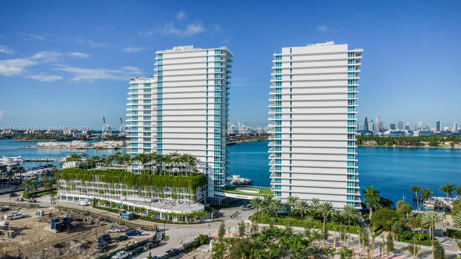 Bentley Bay North Tower #1911 - 540 West Ave #1911, Miami Beach, FL 33139