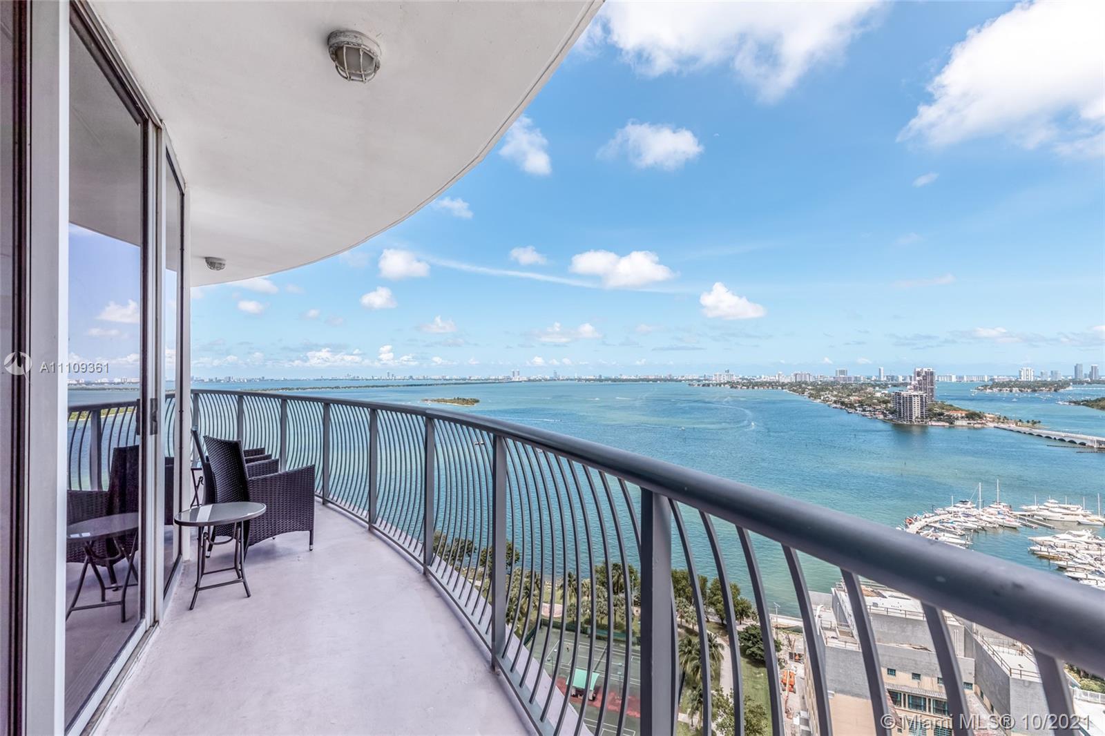 Opera Tower #2402 - 1750 N Bayshore Dr #2402, Miami, FL 33132