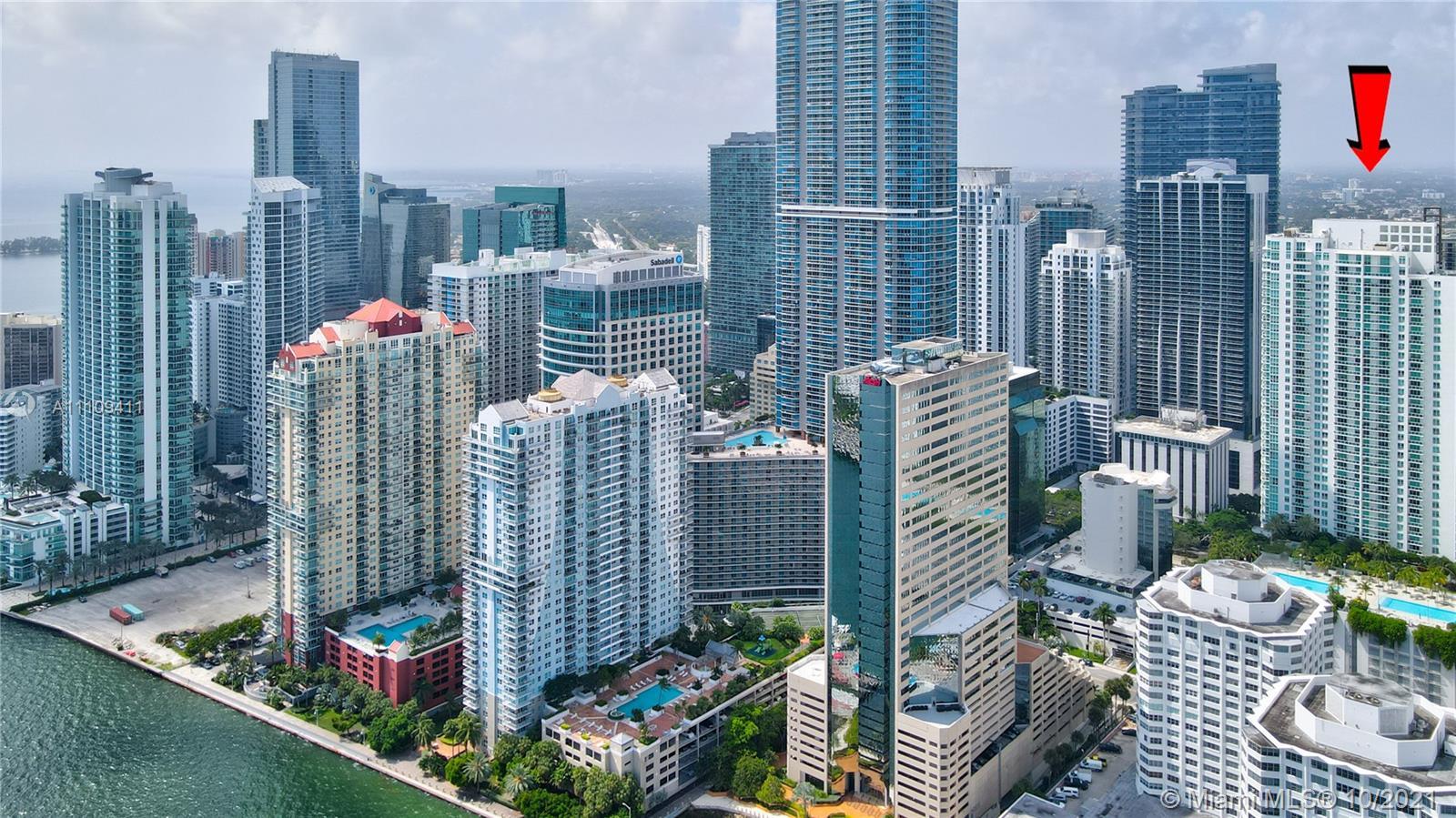 The Plaza on Brickell 2 #1606 - 951 Brickell Ave #1606, Miami, FL 33131