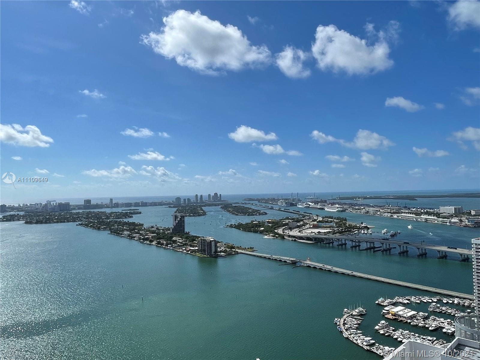 Quantum on the Bay #5003 - 1900 N Bayshore Dr #5003, Miami, FL 33132