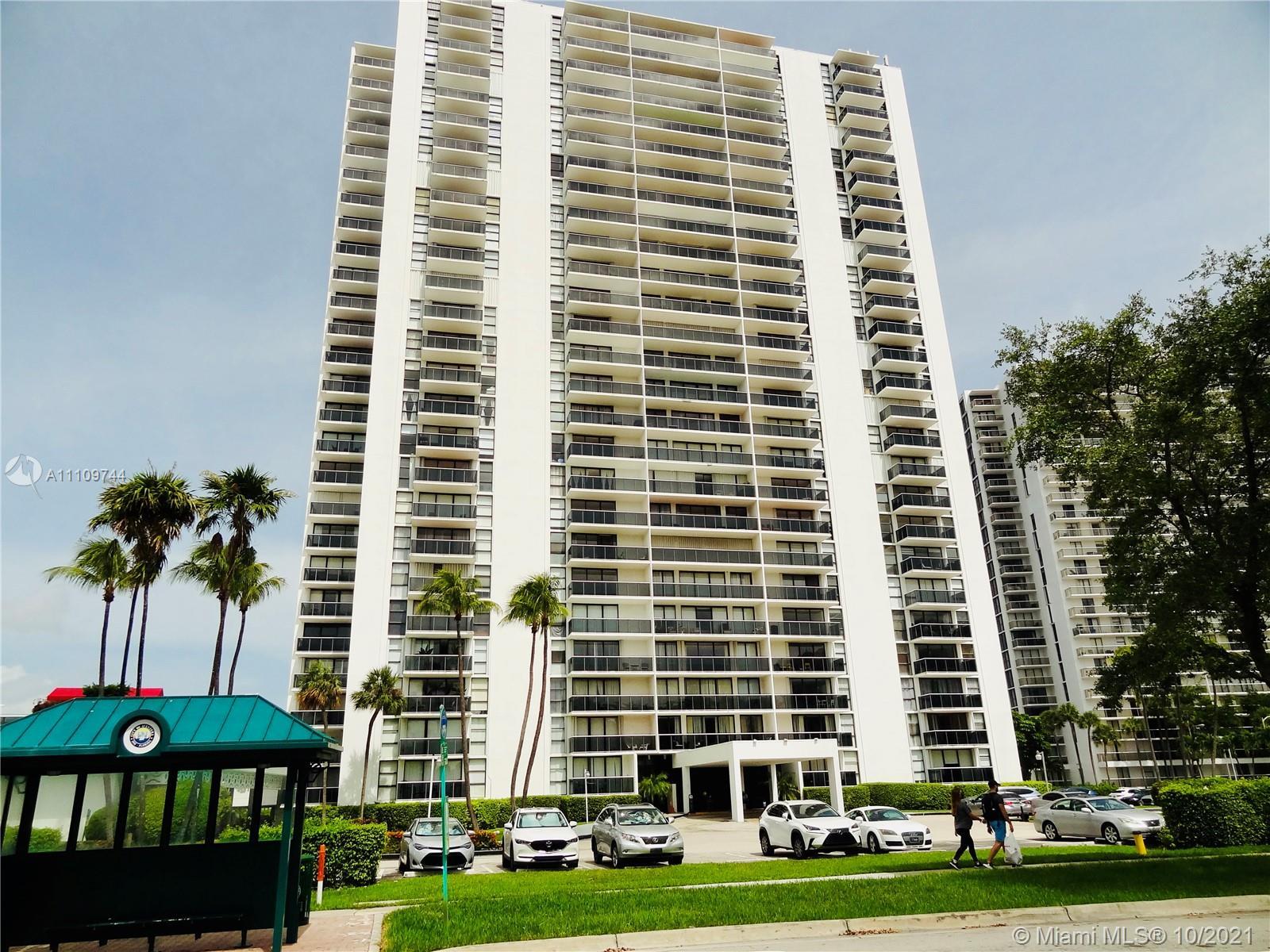 Eldorado Tower Two #708 - 3675 N Country Club Dr #708, Aventura, FL 33180