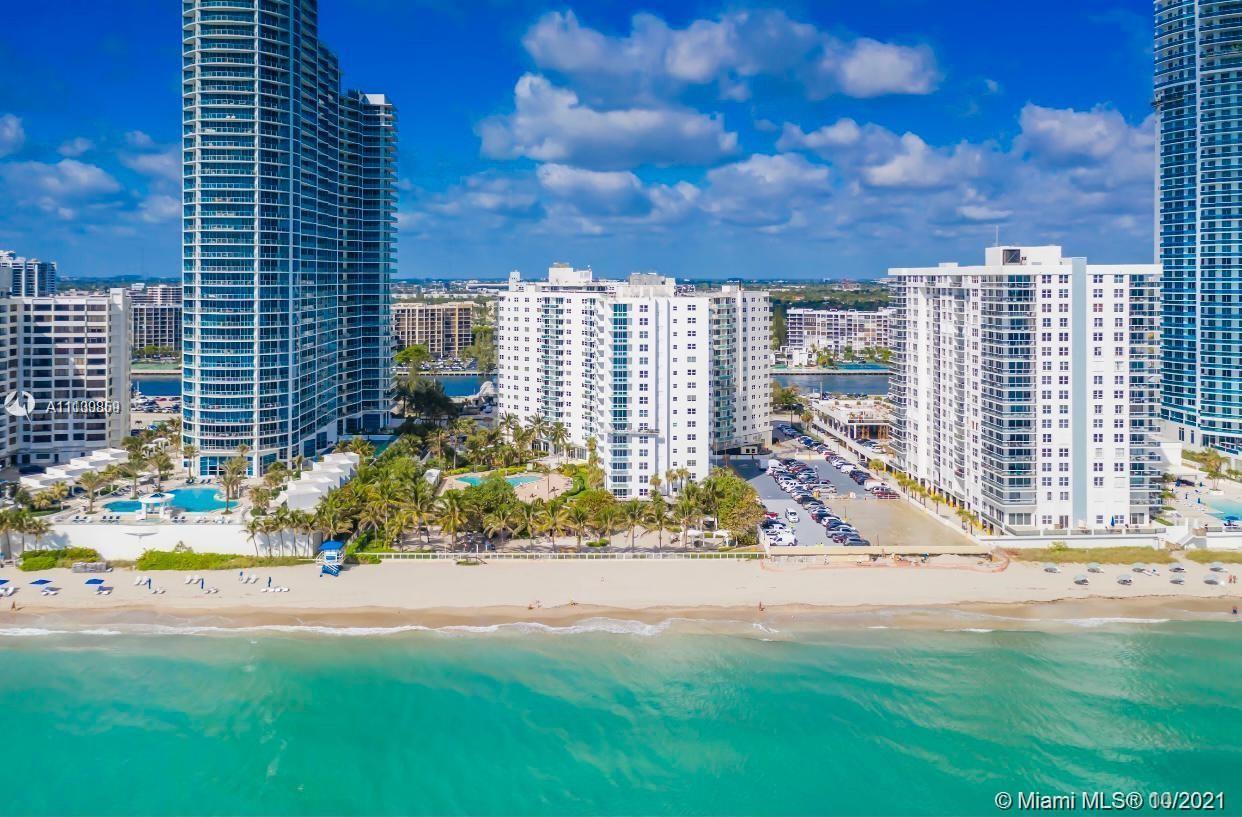 Residences on Hollywood East Tower #1231 - 3001 S Ocean Dr #1231, Hollywood, FL 33019