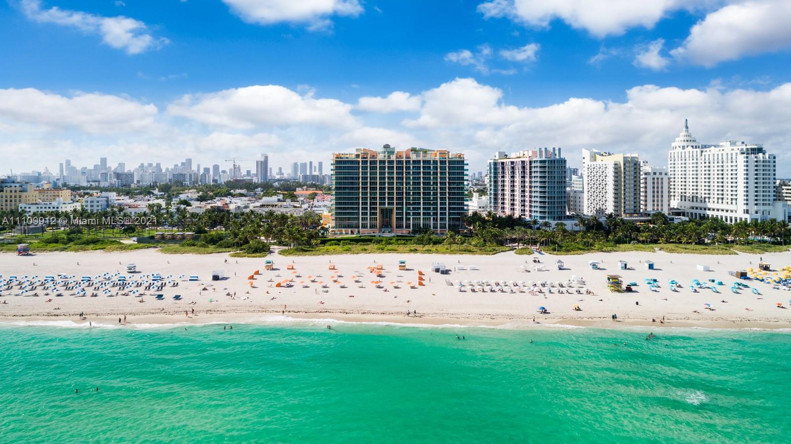 Il Villaggio #1409 - 1455 Ocean Dr #1409, Miami Beach, FL 33139