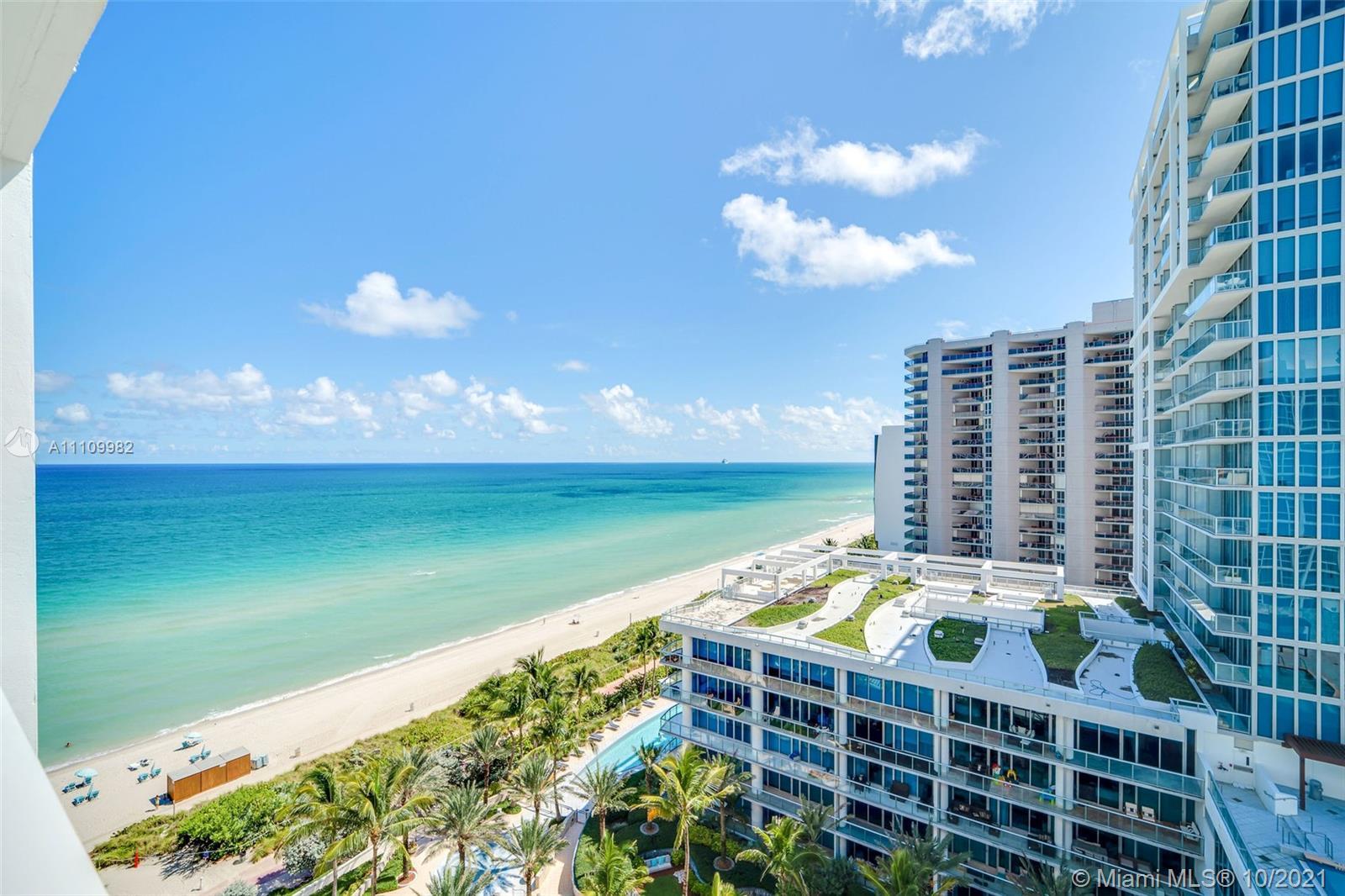 Carillon Hotel Tower #1208 - 6801 Collins Ave #1208, Miami Beach, FL 33141
