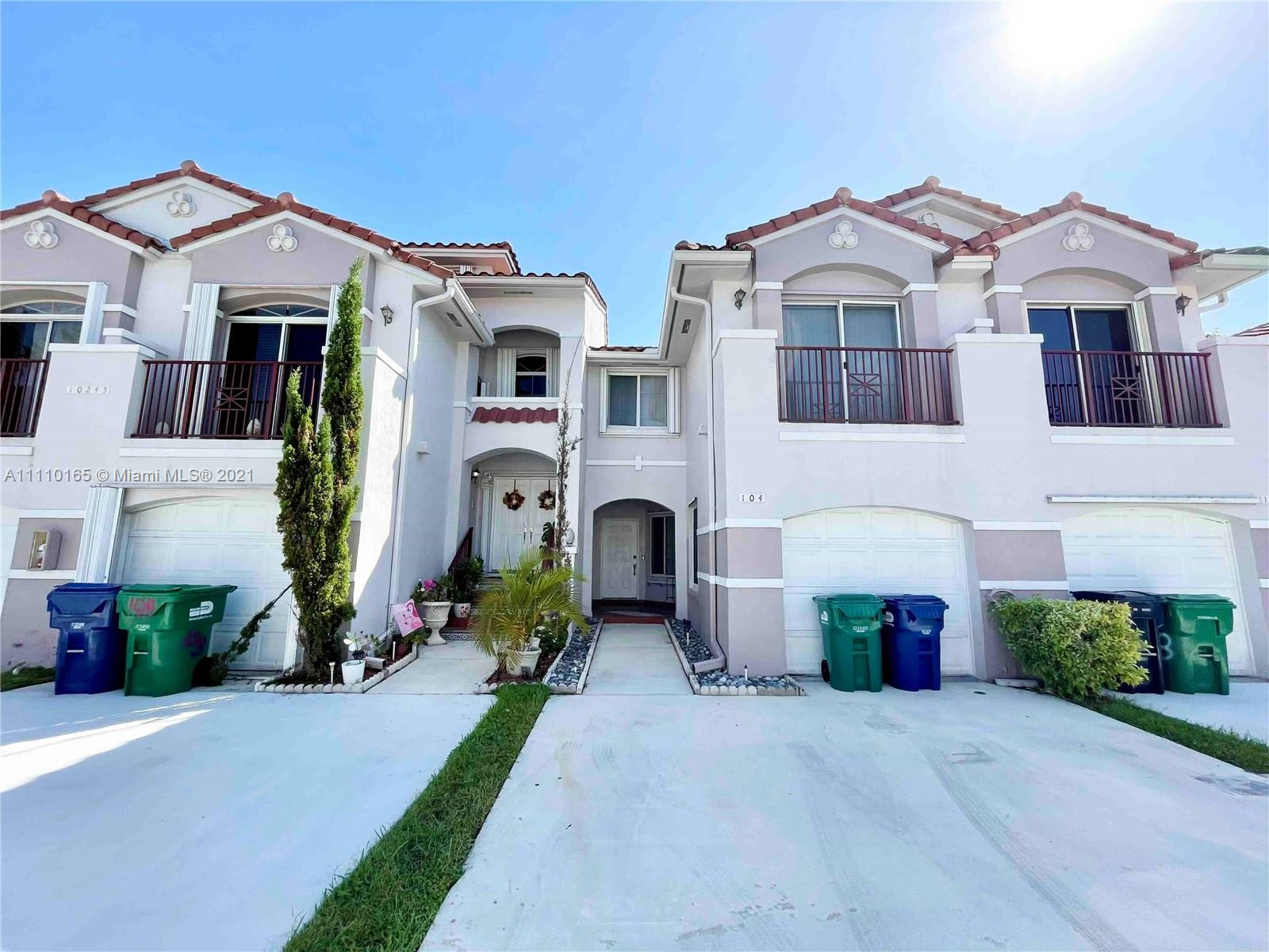 Hammocks #104-7 - 10245 SW 154th Circle Ct #104-7, Miami, FL 33196