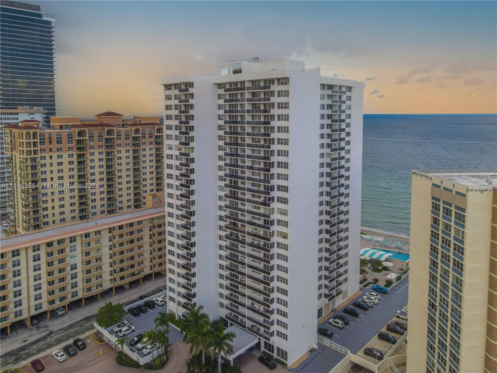 Parker Tower #201 - 3140 S Ocean Dr #201, Hallandale Beach, FL 33009