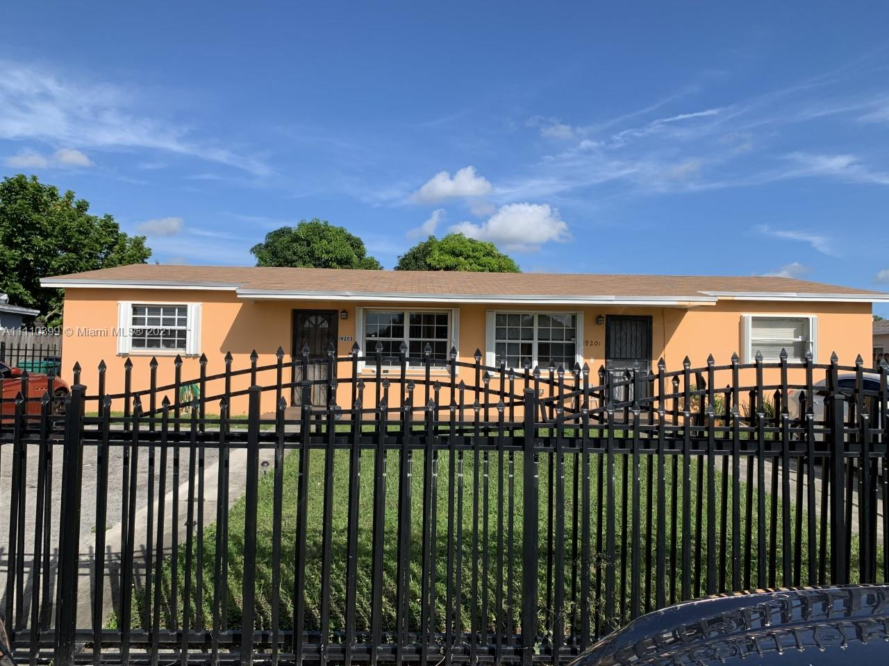 19201 NW 36th Ave, Miami Gardens, Florida 33056, ,Residential Income,For Sale,36th Ave,A11110399