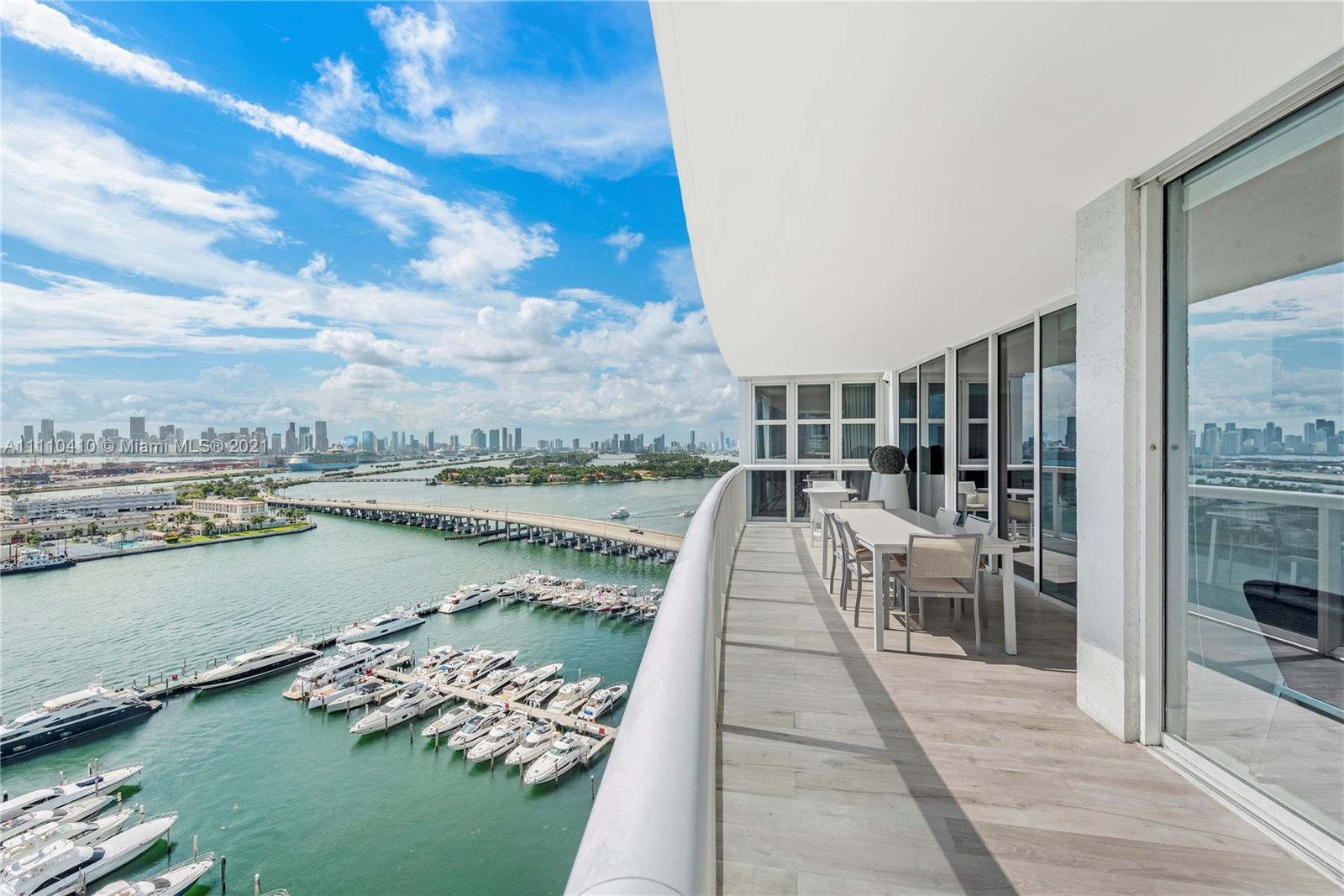 Murano Grande #2003 - 400 Alton Rd #2003, Miami Beach, FL 33139