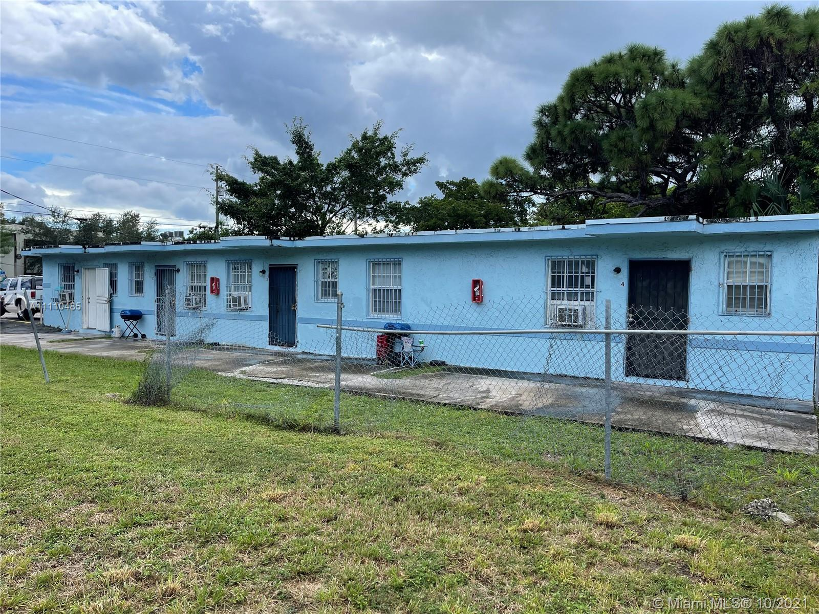 2047 Lincoln Ave, Opa-Locka, Florida 33054, ,Residential Income,For Sale,Lincoln Ave,A11110485