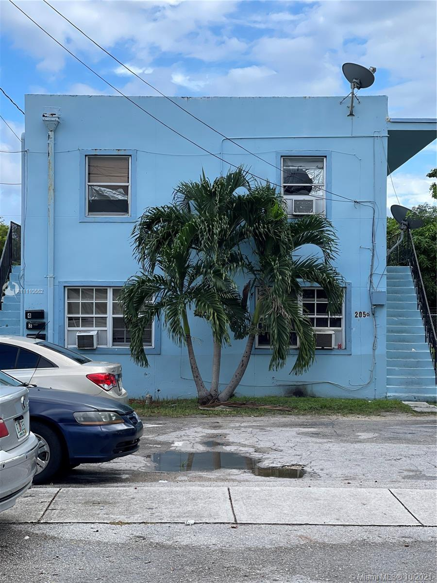 2050 Lincoln Ave, Opa-Locka, Florida 33054, ,Residential Income,For Sale,Lincoln Ave,A11110552