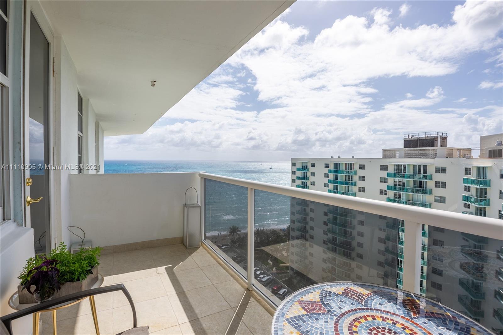 Sea Air Towers #PH18 - 3725 S Ocean Dr #PH18, Hollywood, FL 33019