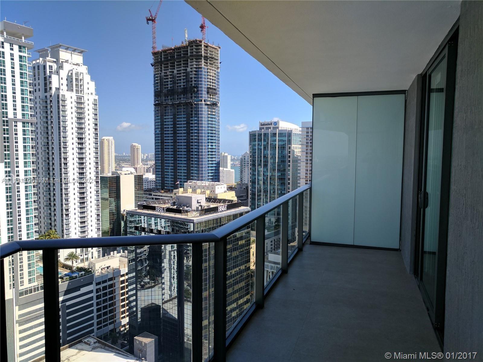 SLS Brickell #3711 - 1300 S Miami Ave #3711, Miami, FL 33130