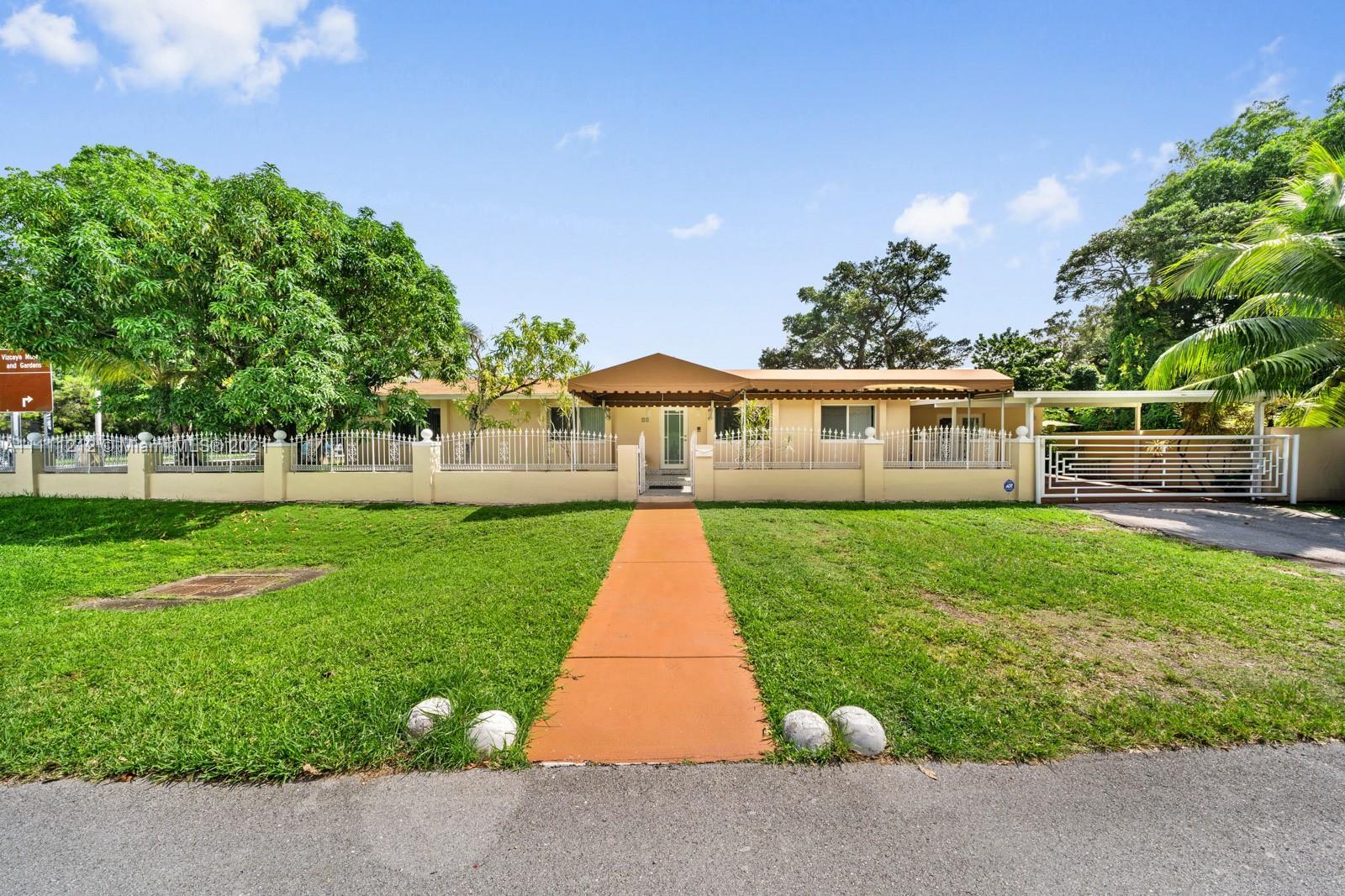 Single Family Home,For Sale,50 SW 26th Rd, Miami, Florida 33129,Brickell,realty,broker,condos near me