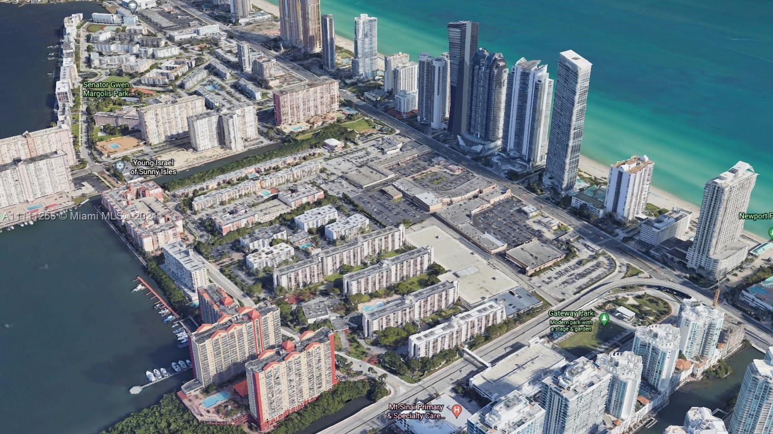 Plaza of the Americas 4 #907 - 17021 N Bay Rd #907, Sunny Isles Beach, FL 33160