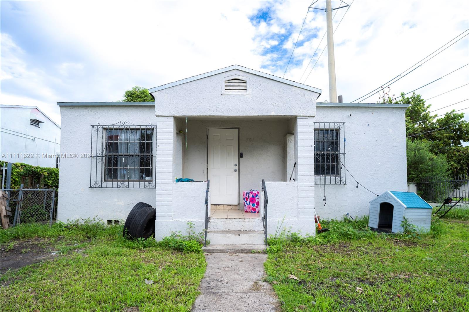 301 NW 37th St, Miami, Florida 33127, ,Residential Income,For Sale,37th St,A11111322