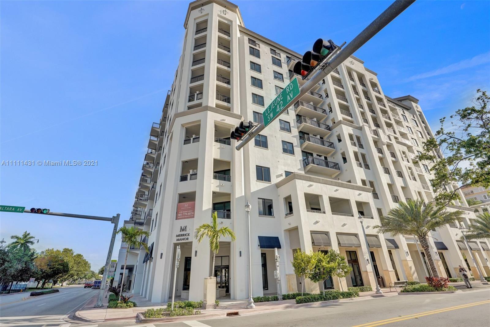 Merrick Manor #CU-2A - 301 Altara Ave #CU-2A, Coral Gables, FL 33146