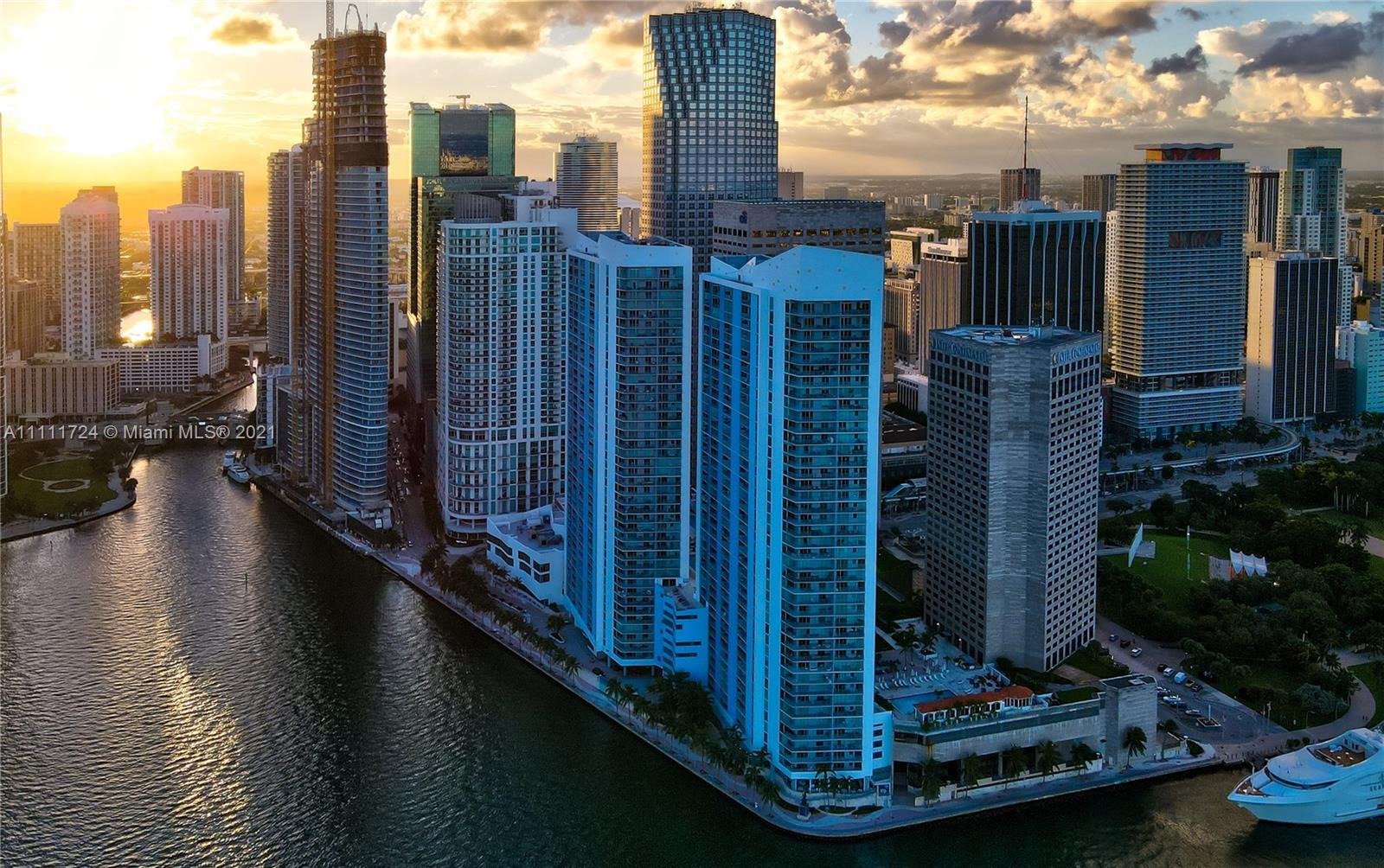One Miami East #2004 - 335 S Biscayne Blvd #2004, Miami, FL 33131