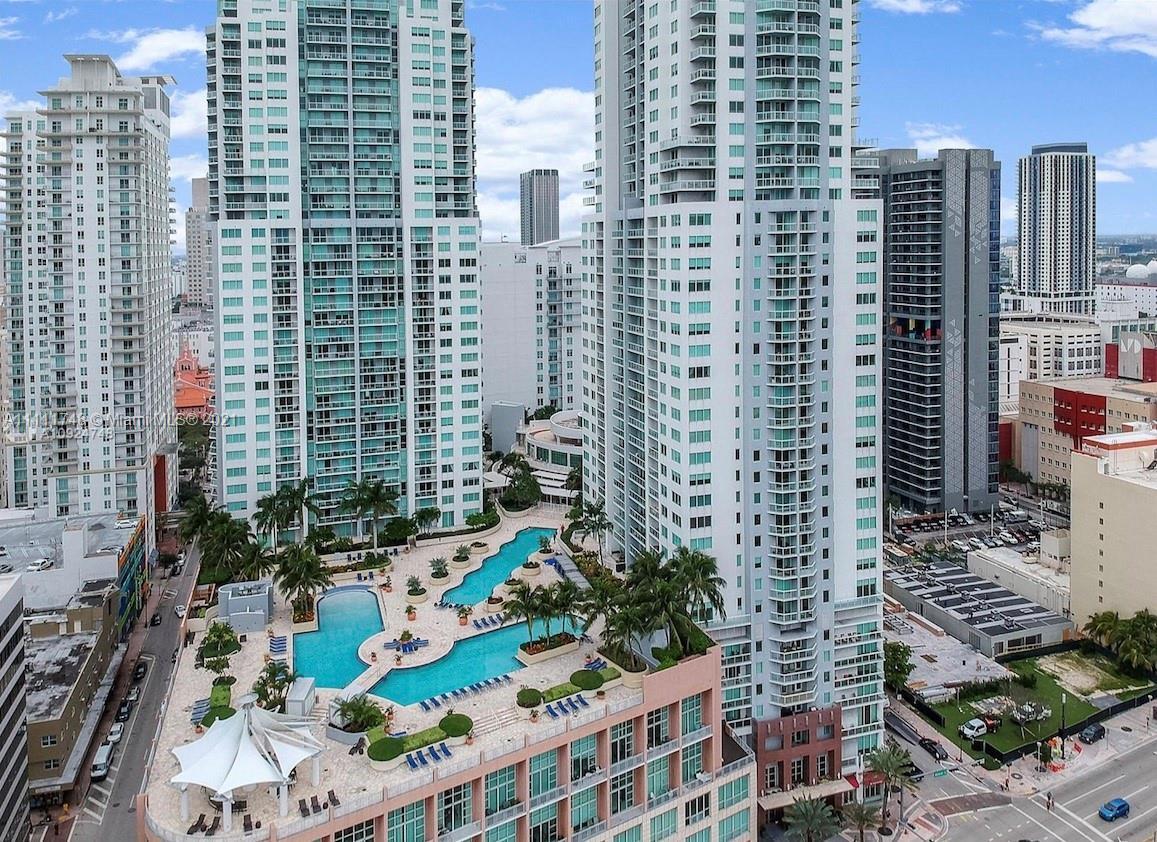 Vizcayne Two #2108 - 253 NE 2nd St #2108, Miami, FL 33132