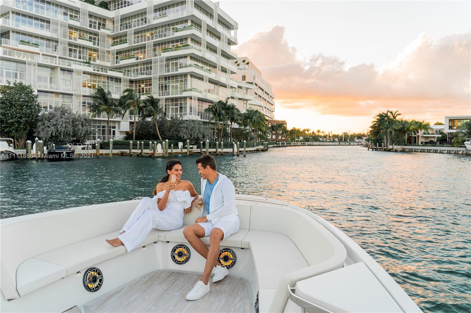 The Ritz Carlton Residences #418 - 4701 N Meridian Ave #418, Miami Beach, FL 33140