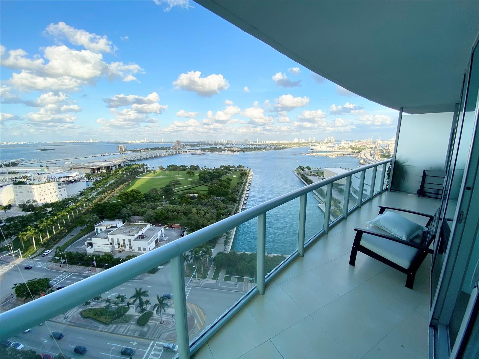 Marina Blue #2312 - 888 Biscayne Blvd #2312, Miami, FL 33132