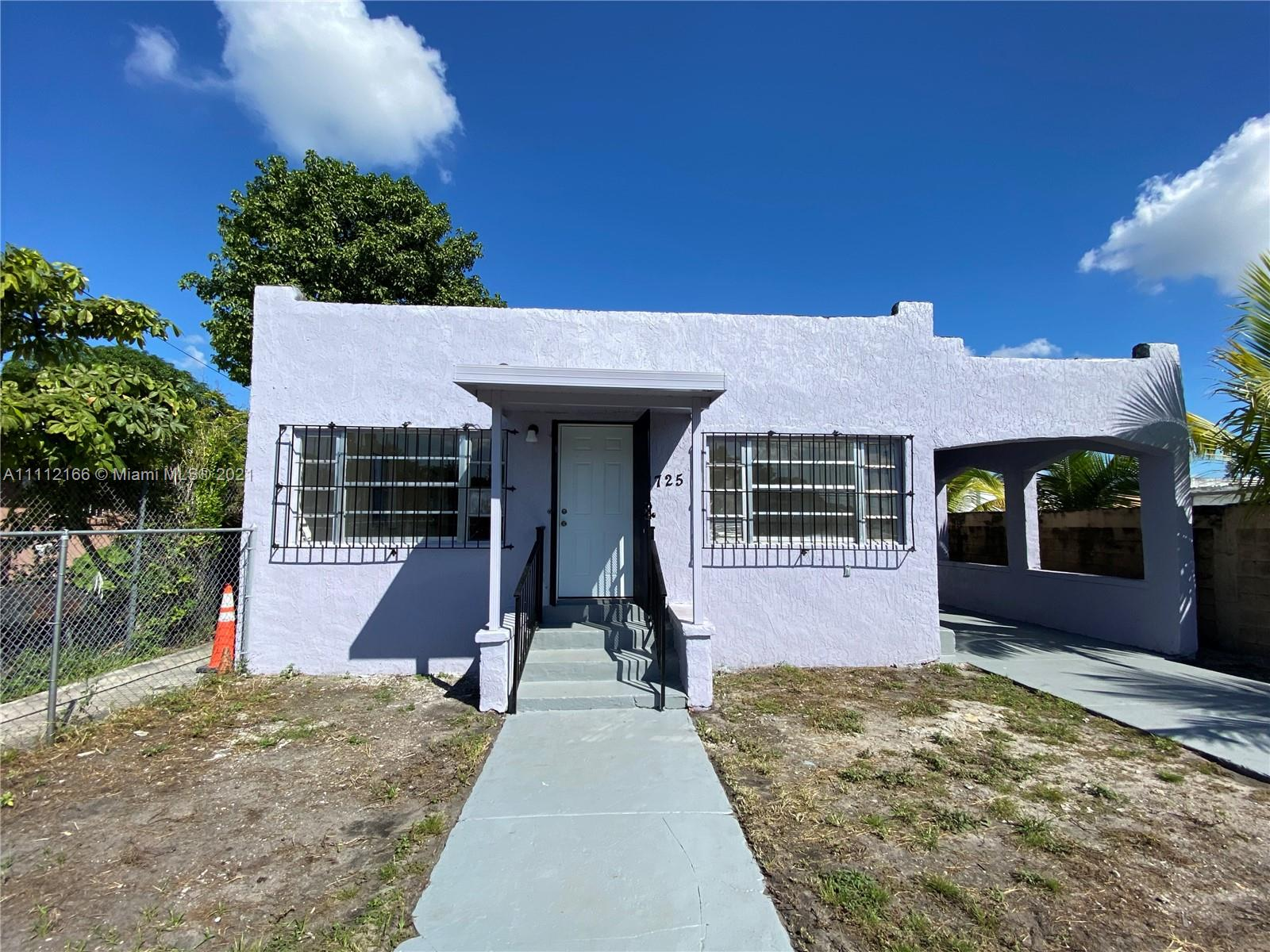Single Family Home,For Rent,1725 NW 44th St, Miami, Florida 33142,Brickell,realty,broker,condos near me