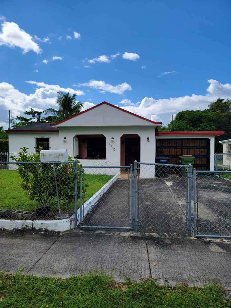 Single Family Home,For Sale,750 NW 126th St, North Miami, Florida 33168,Brickell,realty,broker,condos near me