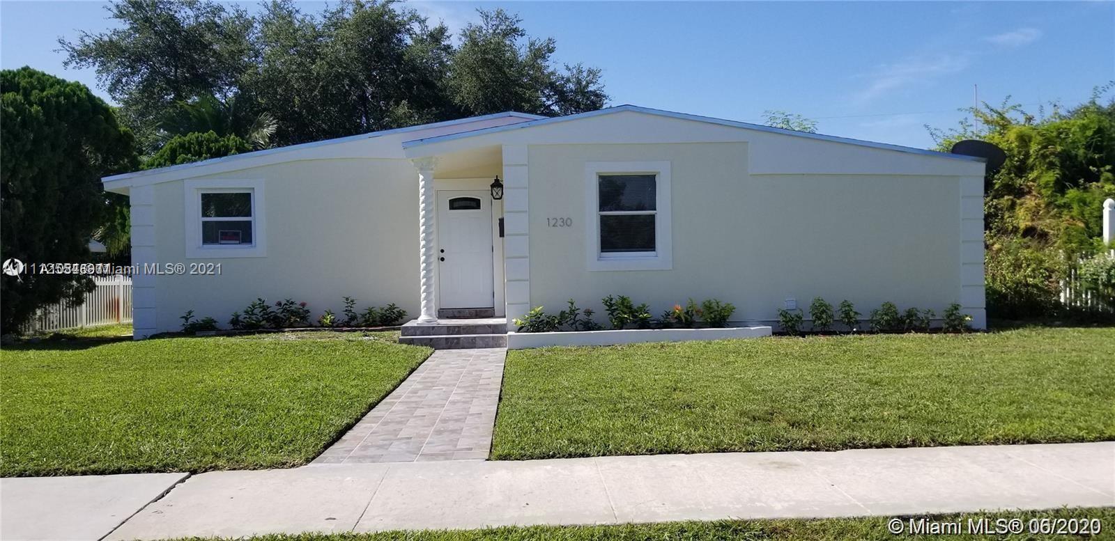1230 NE 158th St, North Miami Beach, Florida 33162, ,Residential Income,For Sale,158th St,A11112554