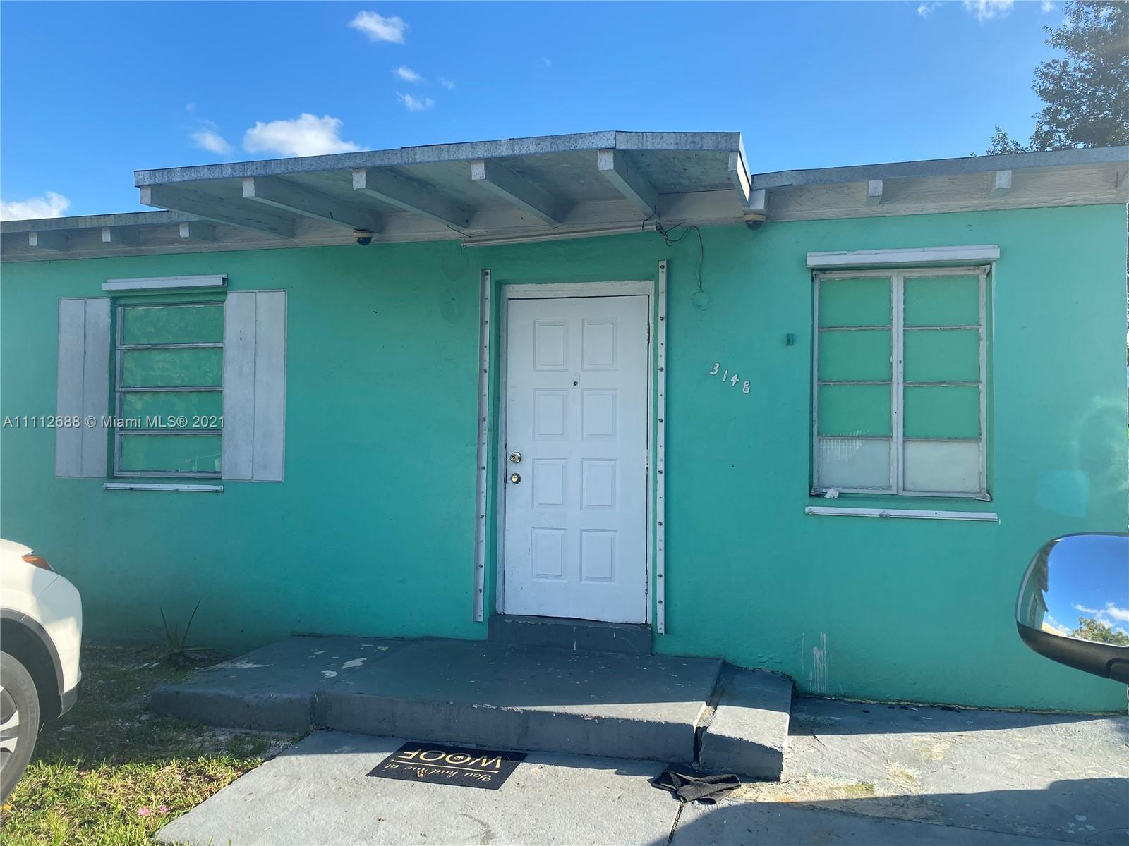 Single Family Home,For Sale,3148 NW 95th Ter, Miami, Florida 33147,Brickell,realty,broker,condos near me