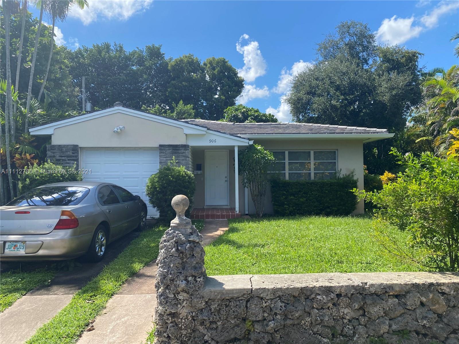 Tamiami Place - 906 El Rado St, Coral Gables, FL 33134