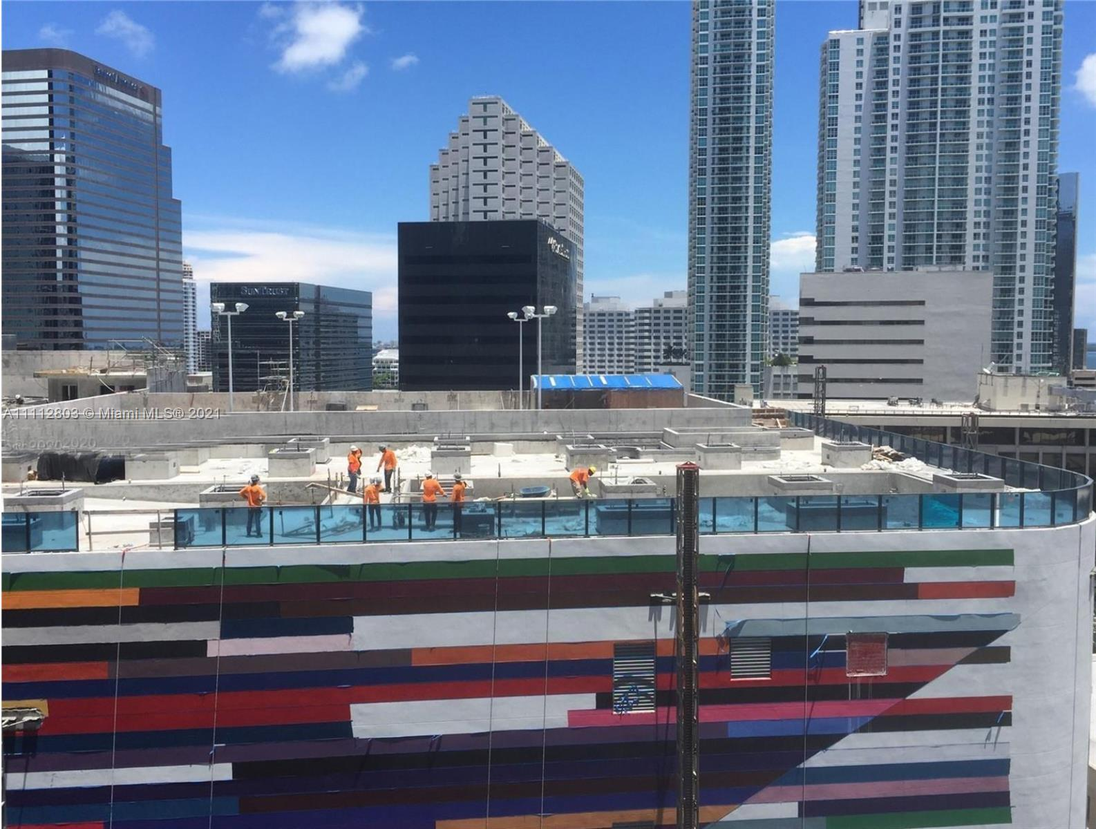 Brickell Heights East Tower #1002 - 45 SW 9th St #1002, Miami, FL 33130