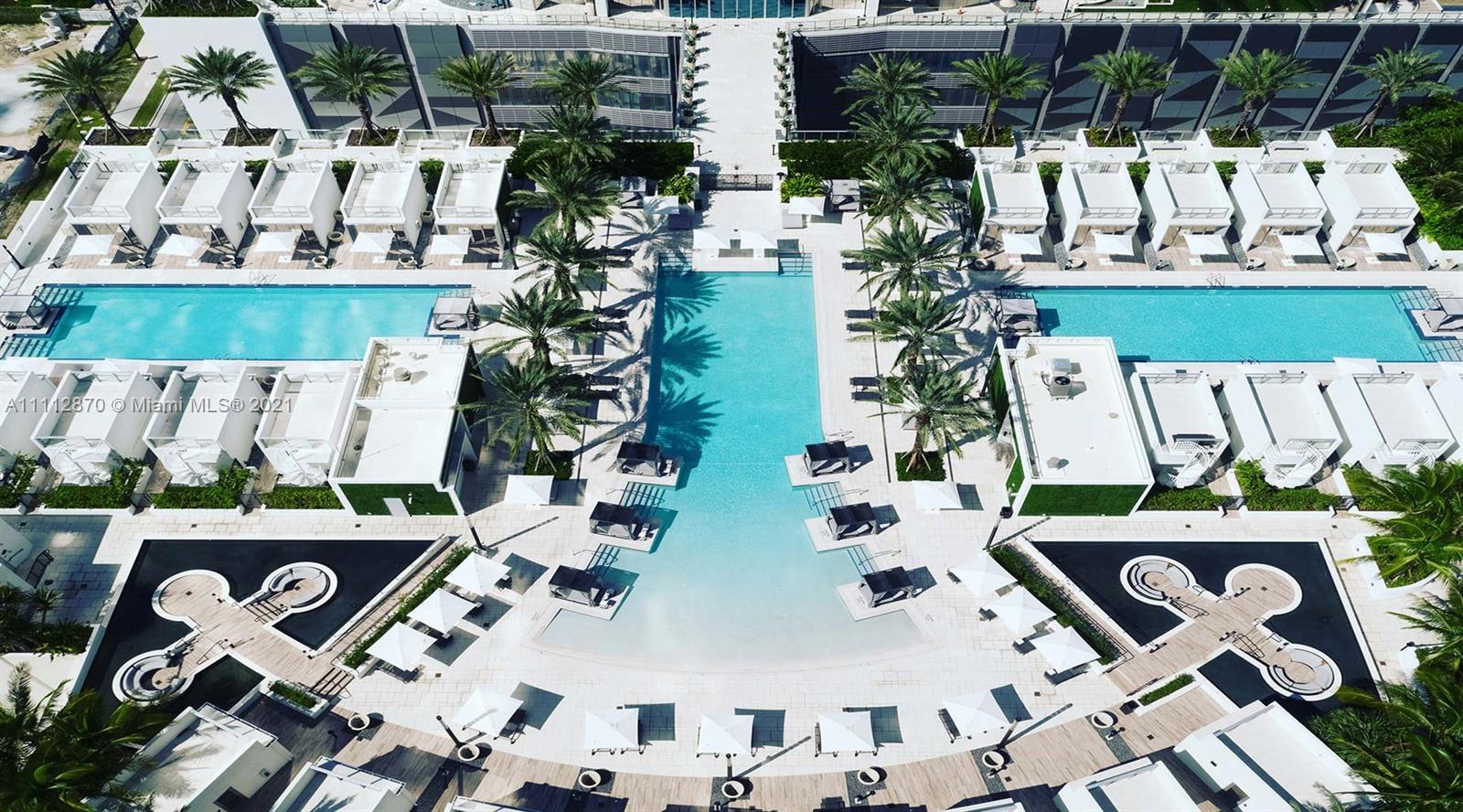 Paramount Miami Worldcenter #3809 - 851 NE 1 Avenue #3809, Miami, FL 33132