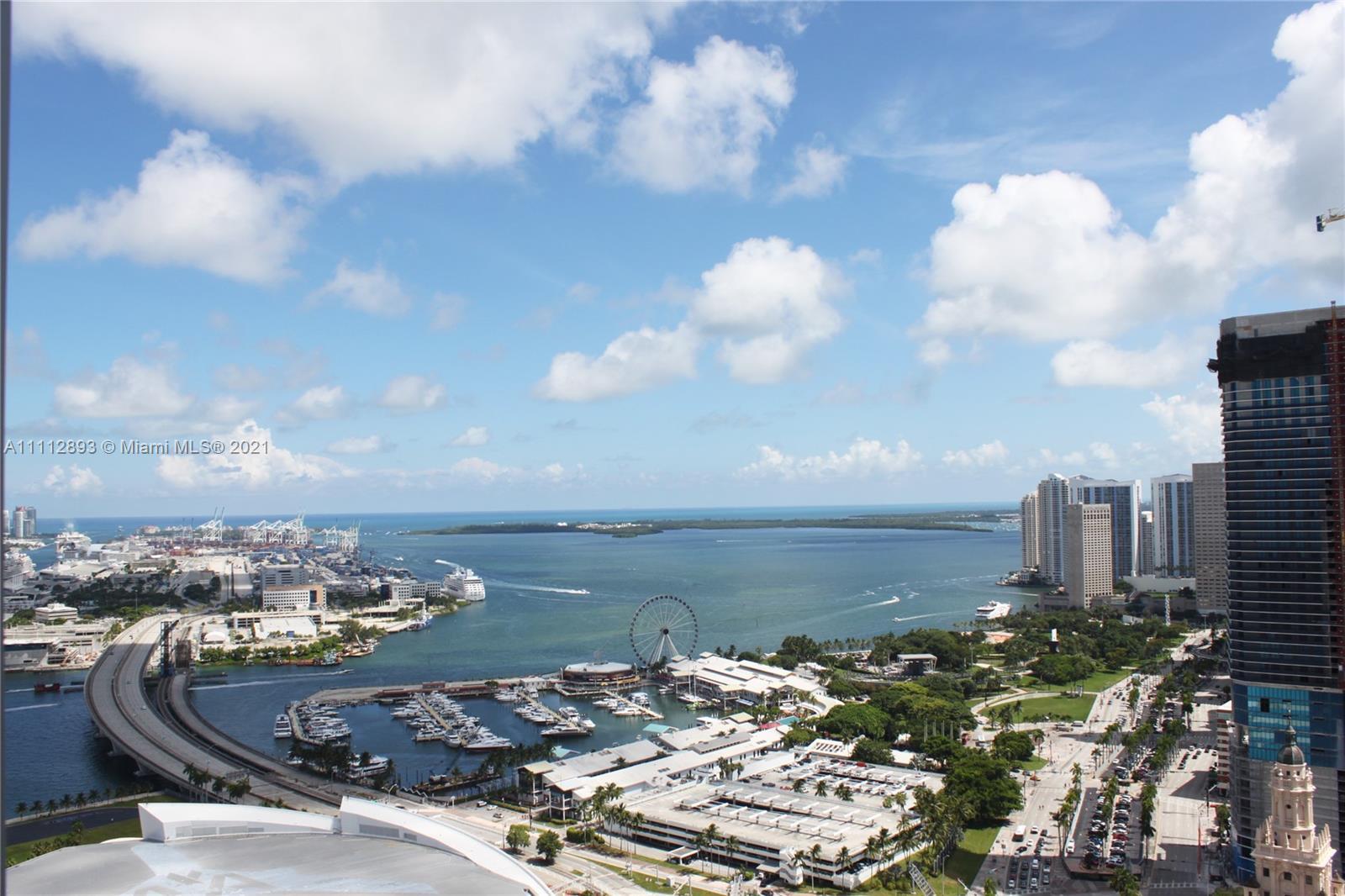 Marina Blue #4004 - 888 Biscayne Blvd #4004, Miami, FL 33132
