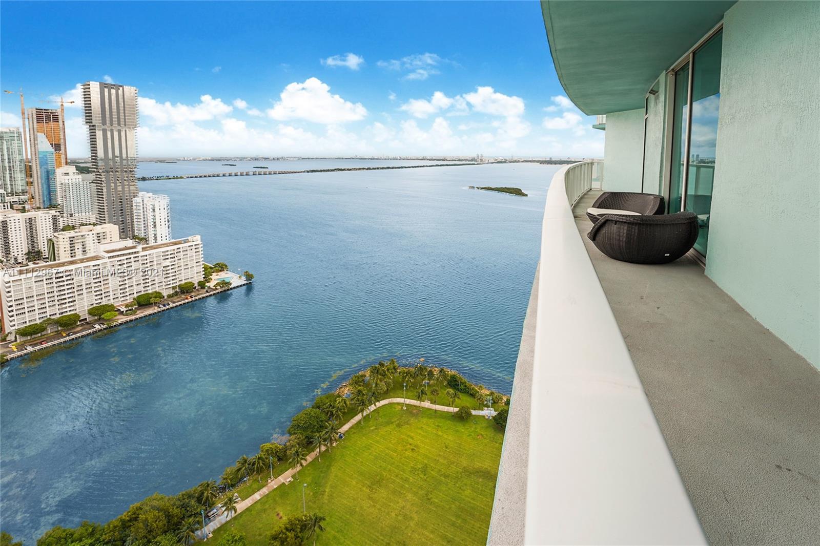 Quantum on the Bay #3904 - 1900 N Bayshore Dr #3904, Miami, FL 33132