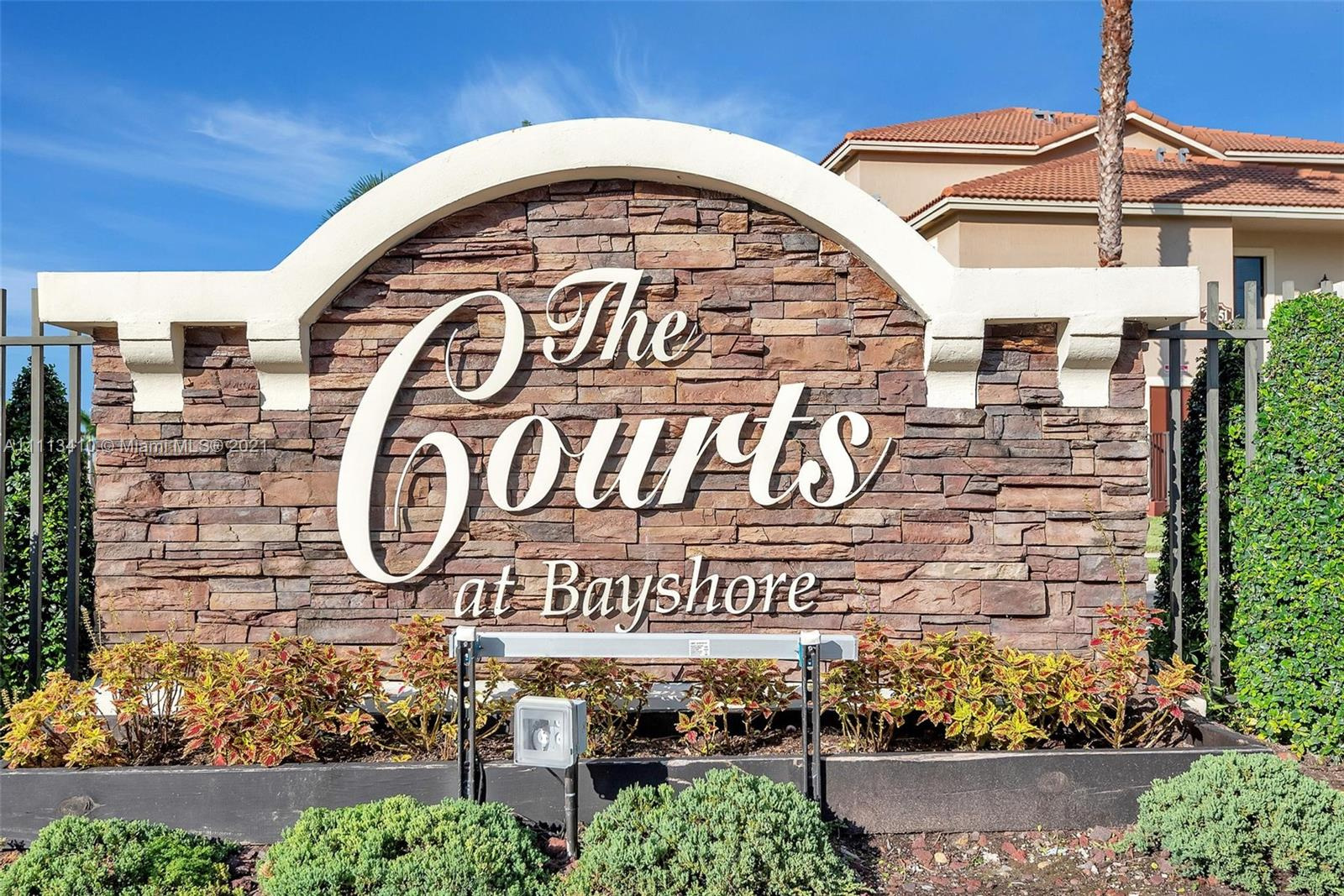 Condo For Sale at THE COURTS AT BAYSHORE II