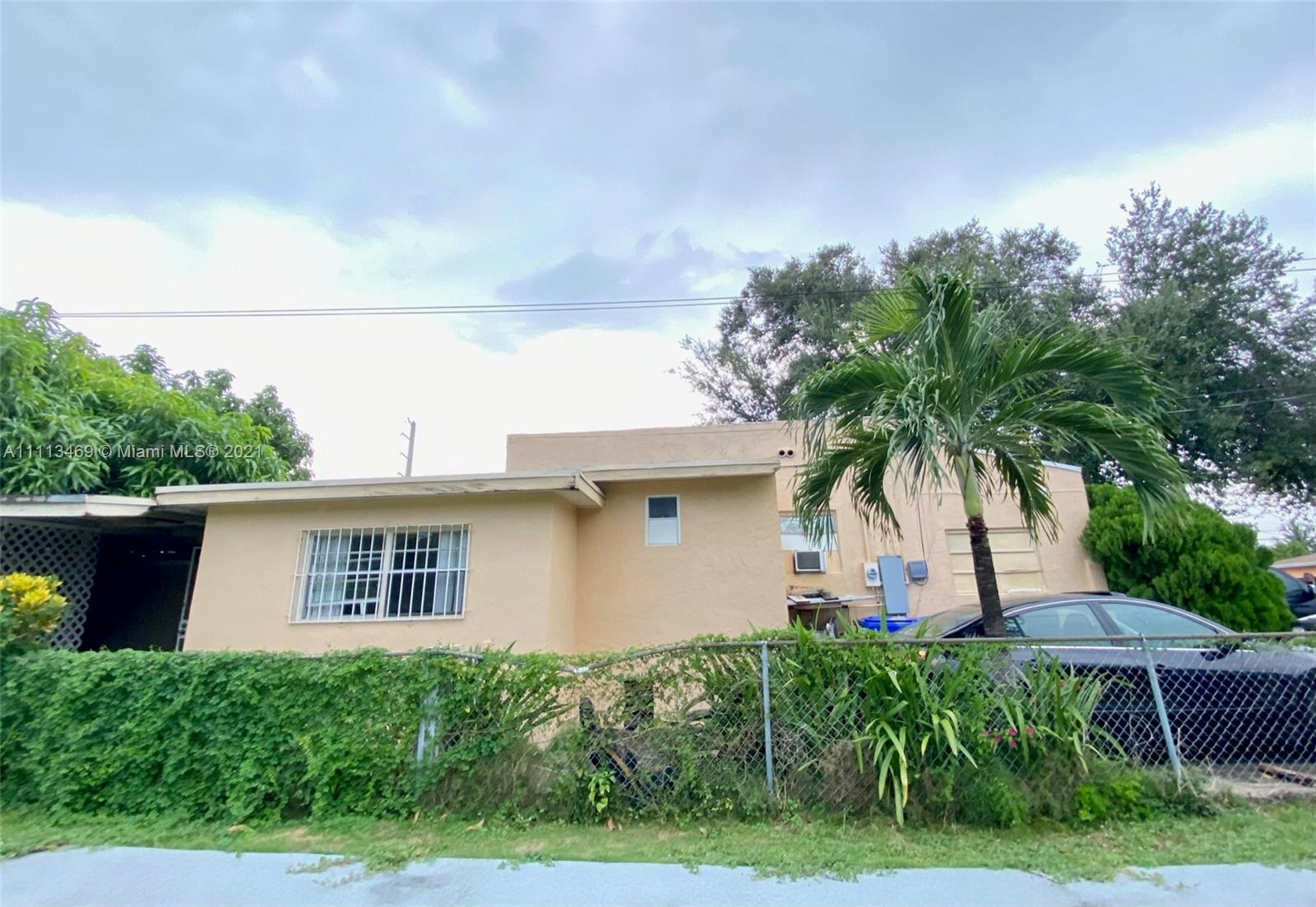 1280 NW 27th St, Miami, Florida 33142, ,Residential Income,For Sale,27th St,A11113469